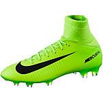 Nike JR MERCURIAL SUPERFLY V FG Fußballschuhe Kinder neongrün/schwarz