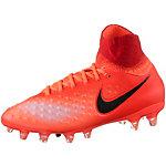 Nike JR MAGISTA OBRA II FG Fußballschuhe Kinder orange/schwarz