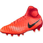 Nike MAGISTA OBRA II FG Fußballschuhe Herren orange/schwarz