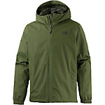 The North Face Quest Regenjacke Herren oliv
