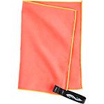 PackTowl Personal Mikrofaserhandtuch orange