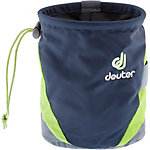 Deuter Gravity Chalk Bag I L Chalkbag navy/grün