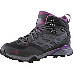 The North Face Hedgehog Hike Mid GTX Wanderschuhe Damen dunkelgrau/violet