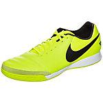 Nike Tiempo Genio II Leather Fußballschuhe Herren neongelb / schwarz