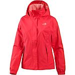 The North Face Resolve 2 Regenjacke Damen koralle