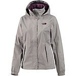 The North Face Resolve 2 Regenjacke Damen grau