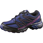 Salomon Wings Access 2 Laufschuhe Damen dunkelblau/lila