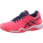 ASICS Gel-Resolution 7 Tennisschuhe Damen pink