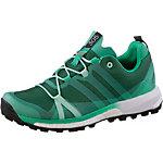adidas Terrex Agravic GTX Mountain Running Schuhe Damen grün