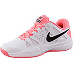 Nike Air Vapor Advantage Clay Tennisschuhe Damen weiß/neonorange