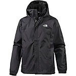 The North Face Resolve 2 Regenjacke Herren schwarz