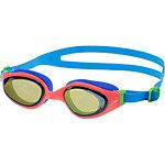 SPEEDO Holowonder Junior Schwimmbrille Kinder orange/blau