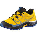 Salomon Wings Wanderschuhe Kinder gelb/blau