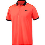 Nike Team Tennis Polo Herren neonorange