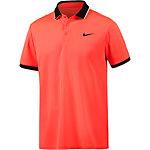Nike Team Tennisshirt Herren neonorange