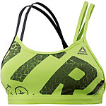 Reebok Strength Sport-BH Damen hellgrün