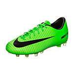 Nike Mercurial Vapor VI Fußballschuhe Kinder neongrün / schwarz