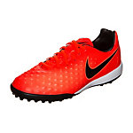 Nike Magista X Opus II Fußballschuhe Kinder rot / schwarz / weiß