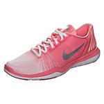 Nike Flex Supreme TR 5 Premium Fitnessschuhe Damen rosa / weiß