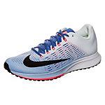 Nike Air Zoom Elite 9 Laufschuhe Damen grau / weiß / blau