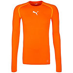 PUMA TB Funktionsshirt Herren orange