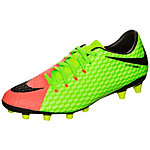 Nike Hypervenom Phelon III Fußballschuhe Herren neongrün / schwarz