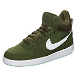 Nike Court Borough Mid Sneaker Damen grün / weiß