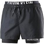 Calvin Klein Intense Power Badehose Herren schwarz