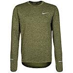 Nike Therma Sphere Element Laufshirt Herren grün