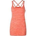 Nike Dri-FIT Knit Funktionstank Damen rot / rosa