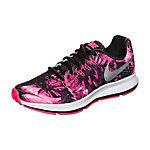 Nike Zoom Pegasus 33 Print Laufschuhe Mädchen pink / schwarz