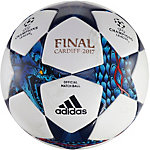 adidas CDF Finale OMB Fußball weiß