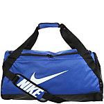 Nike Brasilia Duffel Medium Sporttasche blau / schwarz