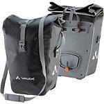 VAUDE Aqua Back Fahrradtasche schwarz/schwarz