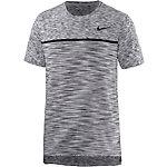 Nike T-Shirt Herren weiß/schwarz