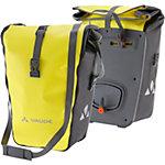 VAUDE Aqua Back Fahrradtasche gelb/schwarz