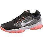 Nike Air ZoomUltra Clay Tennisschuhe Damen schwarz/neonorange