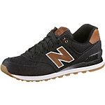NEW BALANCE ML574TXA Sneaker Herren schwarz