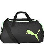 PUMA Pro Sporttasche schwarz / grün