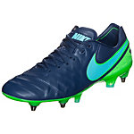 Nike Tiempo Legend VI Fußballschuhe Herren blau / grün