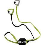 EDELRID Cable Ultralite 2.1 Klettersteigset schwarz/grün