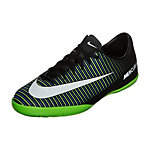 Nike Mercurial X Vapor XI Fußballschuhe Kinder schwarz / hellgrün