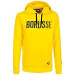 PUMA Borussia Dortmund Graphic Kapuzenpullover Herren gelb / schwarz
