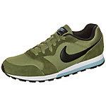 Nike MD Runner 2 Sneaker Herren grün / schwarz