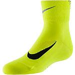 Nike Laufsocken neongelb