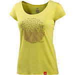 Millet Camp Catta Funktionsshirt Damen gelb