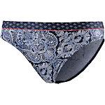 ESPRIT Rocky Beach Bikini Hose Damen blau/weiß