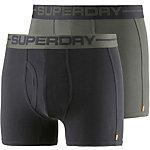 Superdry Boxer Herren khaki/schwarz