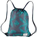 Burton CINCH BAG Turnbeutel dunkelblau/hellblau