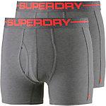 Superdry Boxer Herren grau
